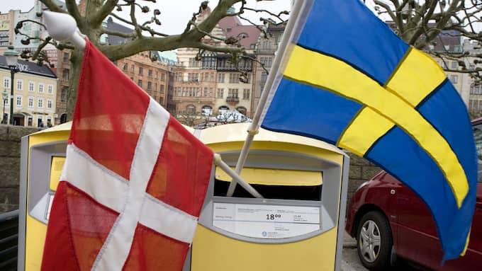 Samgåendet mellan danska och svenska posten har blivit en miljardsmäll. Det är bara en av flera dåliga blågula affärer. Foto: DRAGO PRVULOVIC / SCANPIX SWEDEN