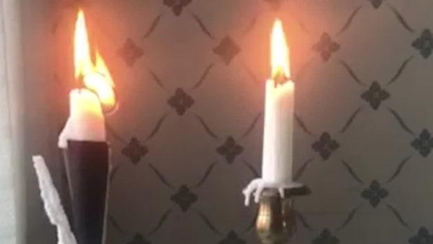 Einar varnar för Icas stearinljus