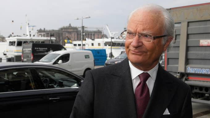 Kungen överväger att ändra i Svenska Akademiens stadgar efter den senaste tidens strider. Foto: ANDERS WIKLUND/TT
