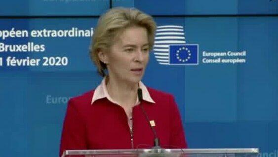 EU:s toppmöte om långtidsbudget har brakat samman
