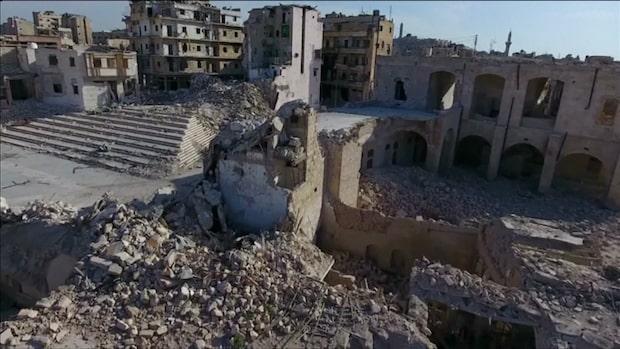 Kriget i Syrien startade 2011 – detta har hänt