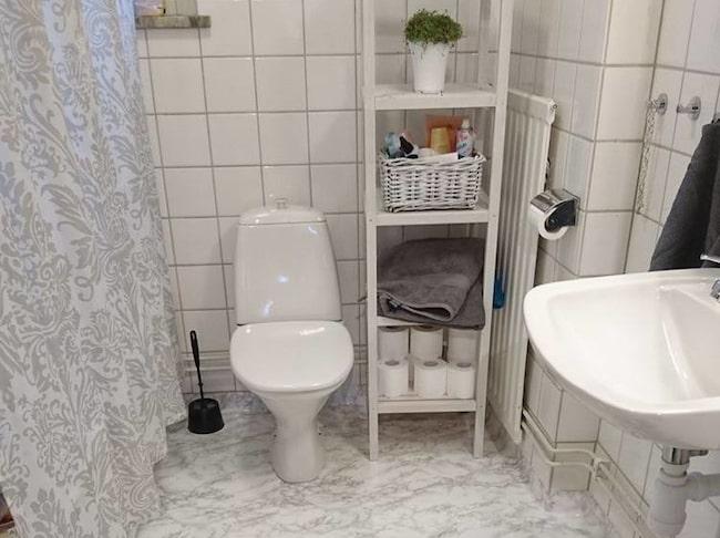 dusch fick privat