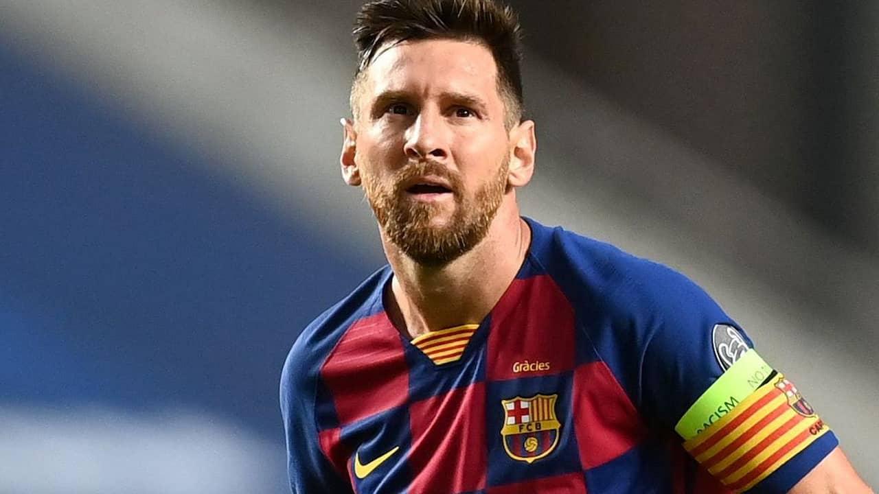 Chocken: Messi kan lämna Barcelona