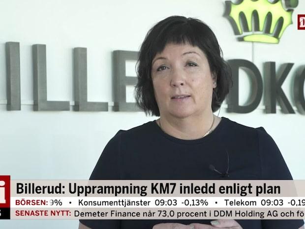 """Billerud Korsnäs vd om första kvartalet: """"präglats av en fortsatt stark efterfrågan"""""""