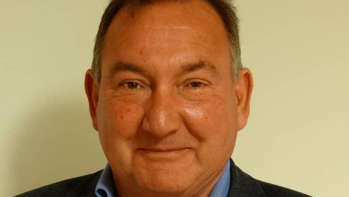 Rickard Åhman Persson (SD), ledamot i gymnasie- och vuxenutbildningsnämnden i Malmö. Foto: PRESSBILD