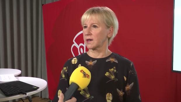 Wallström: Hotet mot svenska kvinnor är SD