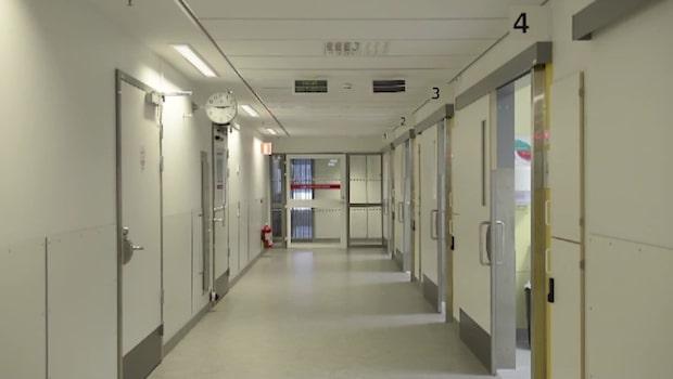 Patient allvarligt skadad efter stort strömavbrott