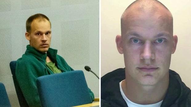 Michael Engberg, 34, döms till livstids fängelse