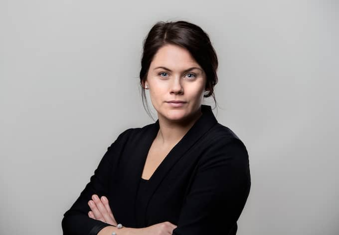 GT:s krönikör Julia Mjörnstedt Karlsten skriver om Foto: ROBIN ARON