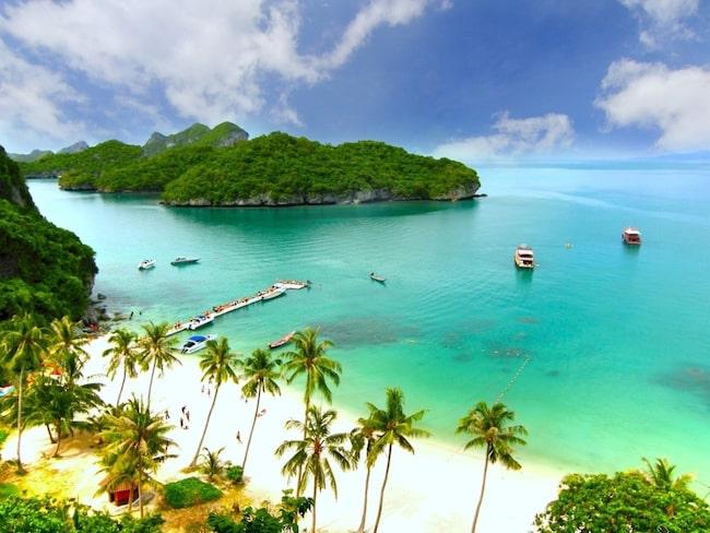 Thailand Väder året Runt På Olika Orter öar Allt Om Resor
