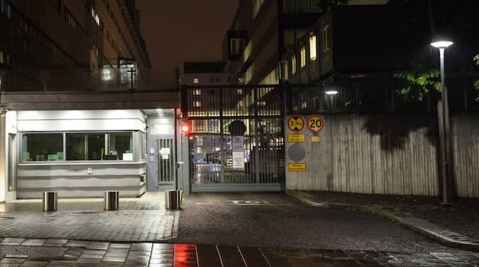 Kronobergshäktet i Stockholm. Foto: Henrik Montgomery/TT