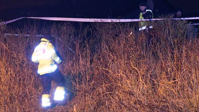På tisdagskvällen inträffade en kraftig explosion i en villa i Dalby i Lund. Foto: / MIKAEL NILSSON