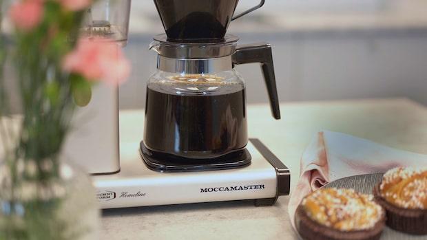 Bästa sättet att göra rent kaffebryggaren