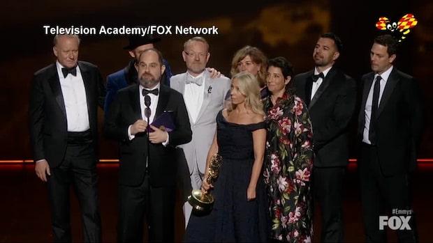 Se några av tacktalen från Emmygalan i natt