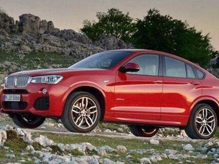 BMW X4 får en tuff konkurrent i Audi Q4 även om Audis modell ska bli lite mindre.