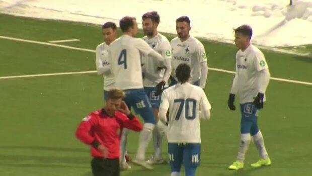 Norrköping vann träningsmatchen mot Elfsborg