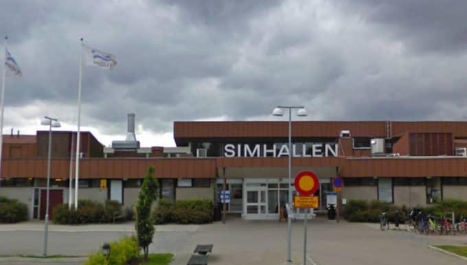 Ansvariga på badet Växjö simhall & Aqua Mera säger att sådana här händelser självklart ska polisanmälas. Foto: GOOGLE MAPS