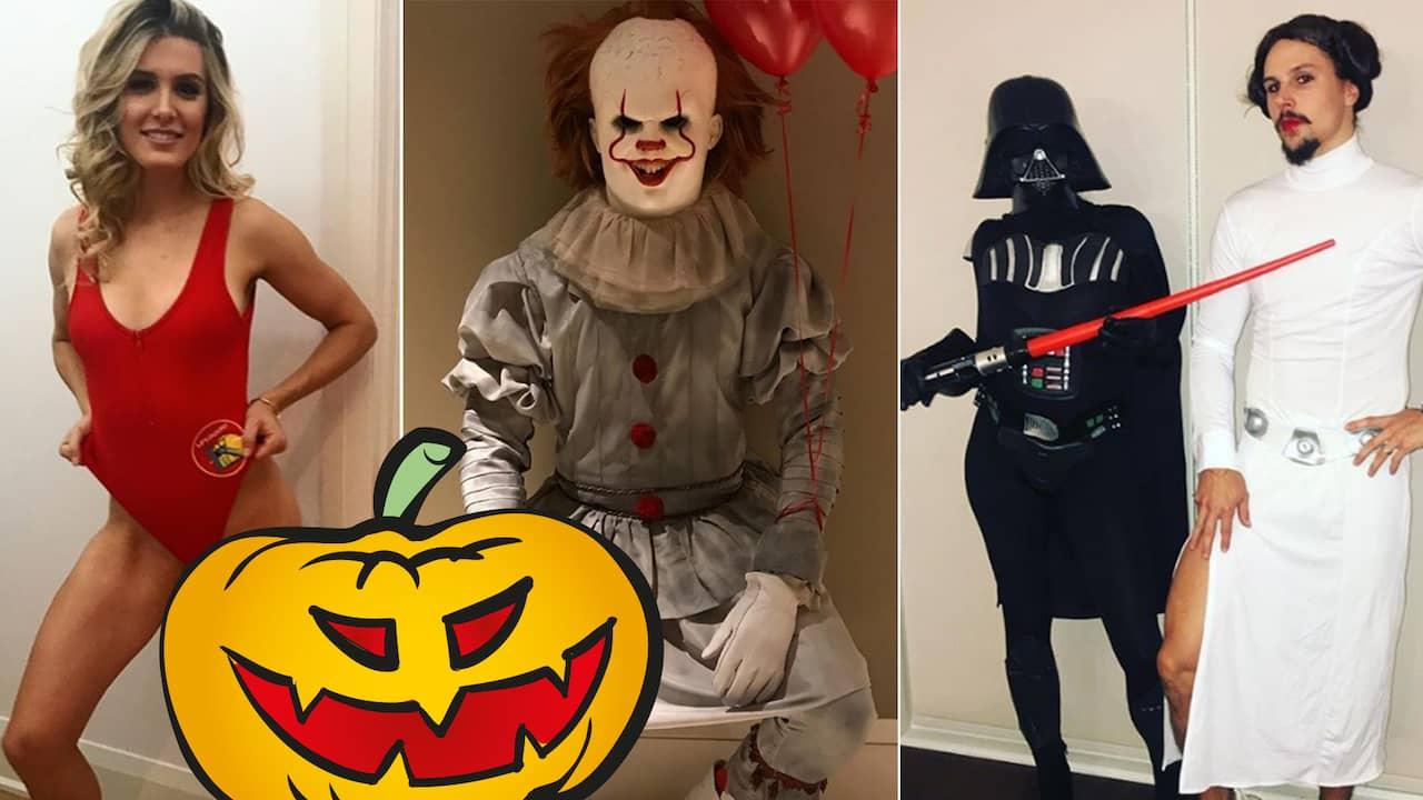 bästa halloween kostymen