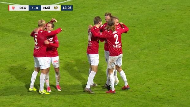 Highlights: Degerfors-Mjällby