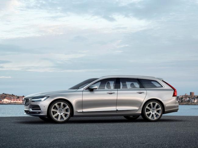 Volvo ser ett ökat intresse för privatleasing även av dyrare bilar.