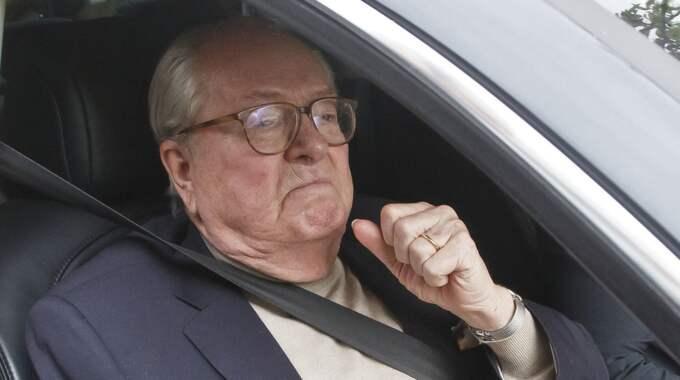 Jean-Marie Le Pen. Foto: Michel Euler / AP