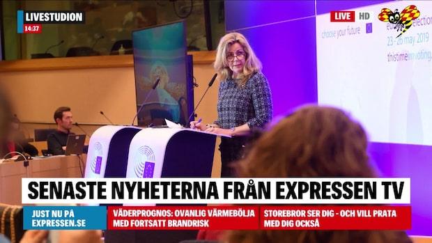 Cecilia Wikström (L) lämnar politiken