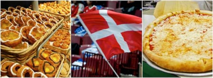 I helgen införs en fettskatt i Danmark. Den innebär att det mättade fettet blir 16 danska kronor dyrare per kilo.