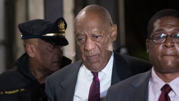 Bill Cosby döms för sexövergrepp