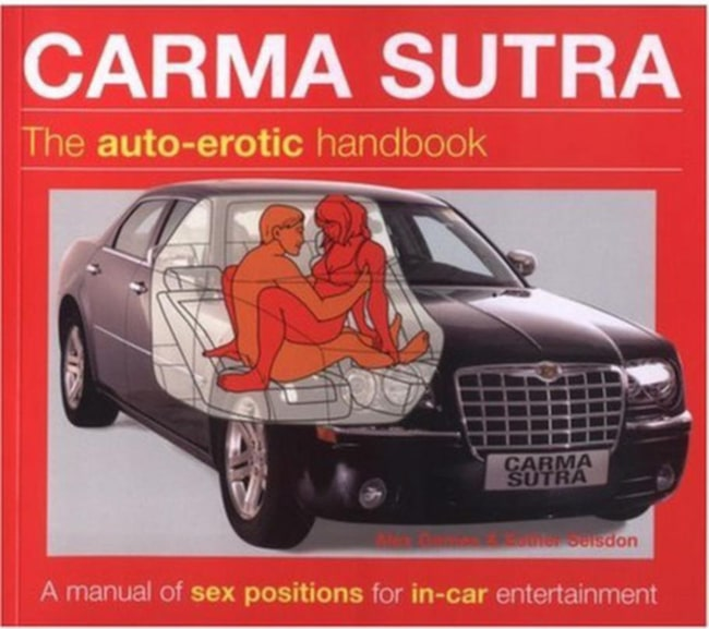 ATT HA I HANDSFACKET. En manual för sex i bilen med glimten i ögat - Carma Sutra.