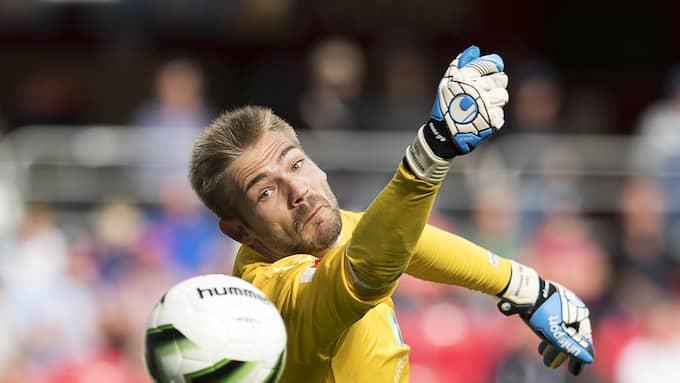 Lucas Hägg-Johansson stod 25 matcher för Kalmar FF under 2017. Foto: SUVAD MRKONJIC / BILDBYRÅN