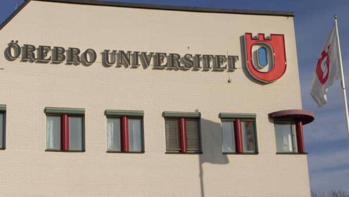 Universitetet håller stängt efter hotet Foto: Pierre Bokvist