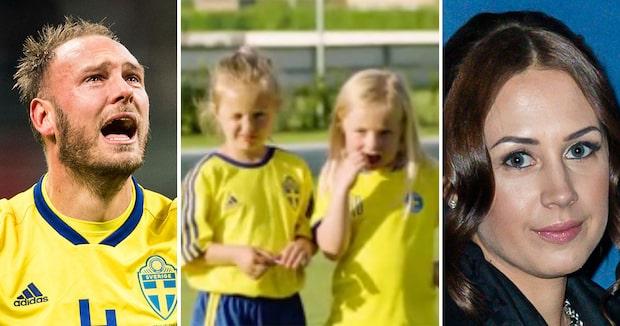 VM-spelarnas barns låt