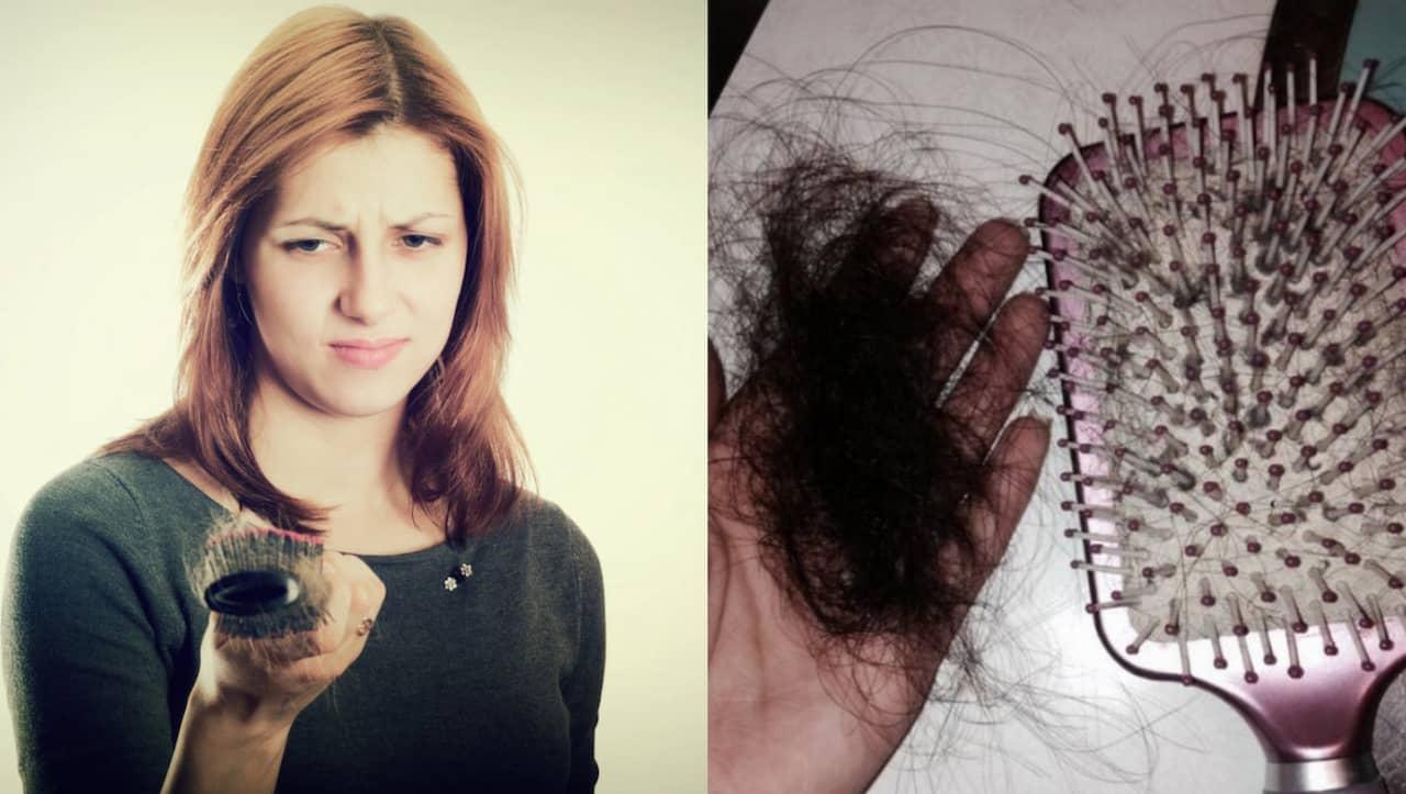 varför fäller jag så mycket hår