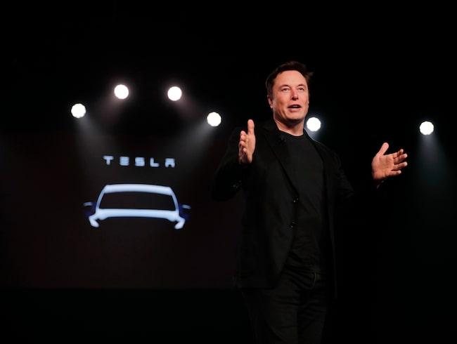 De första bilarna kommer förmodligen någon gång under 2020.