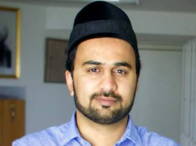Kashif Virk, imam. Foto: Wahid Raziullah