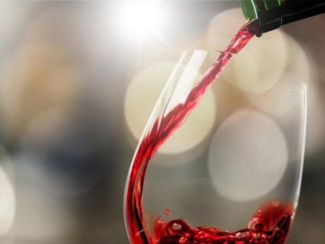 I Sverige är vin det vi dricker mest av när det kommer till alkoholhaltig dryck.