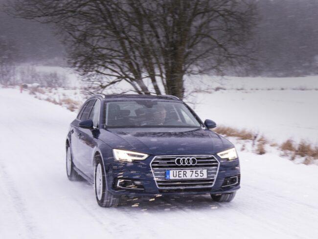 Nya Audi A4 Avant