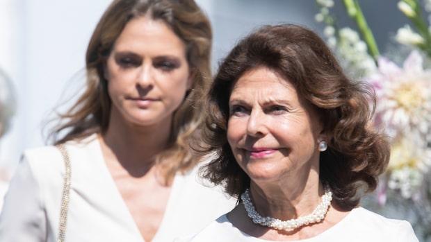 """Prinsessan Madeleine om Silvias starka ord: """"Inte självklart att berätta"""""""