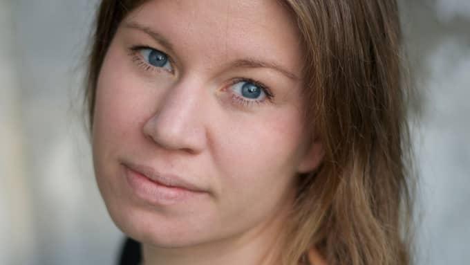 TALANGFULL. Susanna Martelin debuterar med en roman för unga vuxna. Foto: FRIDA SELVÉN