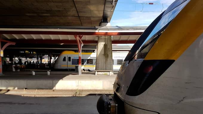 Utan Västlänken är det också meningslöst att bygga ut nya spår till Borås eftersom Göteborgs Centralen inte kan ta emot fler tåg, skriver Leif Blomqvist (S). Foto: ARKIV