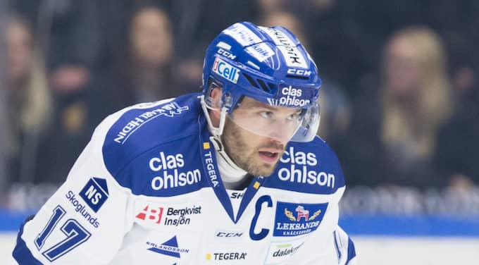 Jesper Ollas stannar i Leksand. Foto: Stefan Persson / BILDBYRÅN