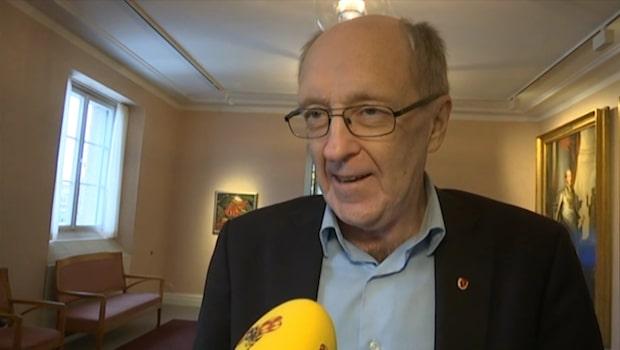 """K-G Bergström: """"Åkesson vill göra partiet rumsrent"""""""