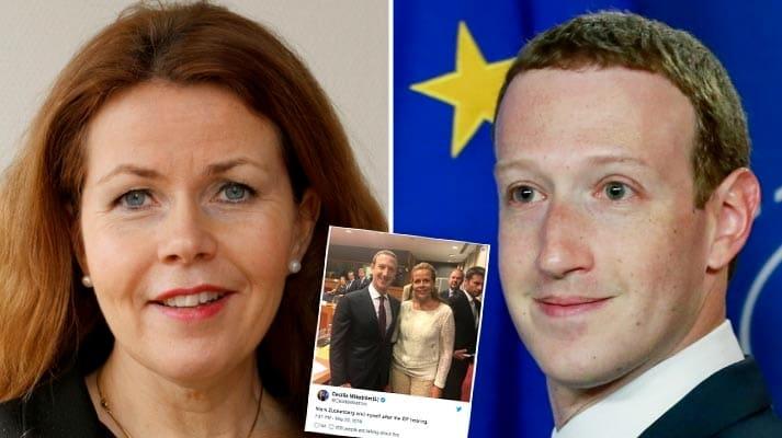 Efter skandalerna – Mark Zuckerbergs charmoffensiv fortsätter.På tisdagskvällen talade Facebookgrundaren