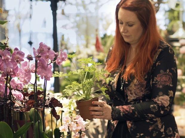 Floristens knep: Så vattnar du rätt