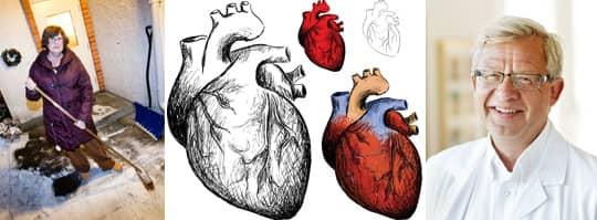 tyst hjärtinfarkt