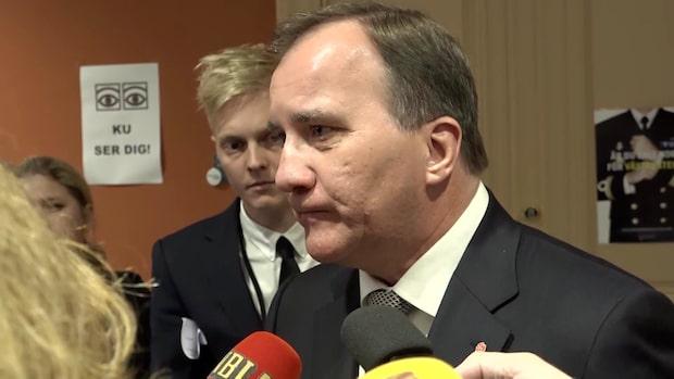 """Stefan Löfven om Vänsterpartiet: """"Huvudlöst"""""""