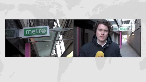 Metros kris förjupas – Anställda fick ingen lön utbetald i dag
