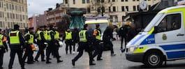 Två poliser frias från supportermisshandel
