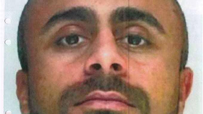 Muhammed Rebar döms nu för narkotikahandeln. Foto: Polisen
