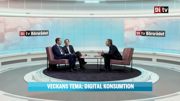 Veckans tema om digital konsumtion